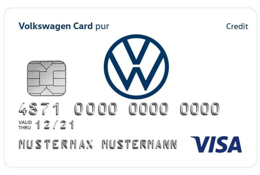 Vw Visa Card Pur