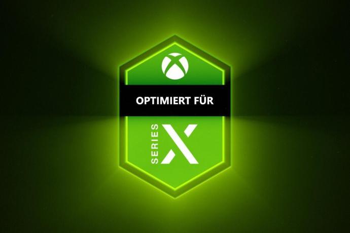 Xbox Series X Badge