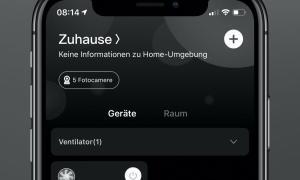 Xiaomi Home Dark Mode