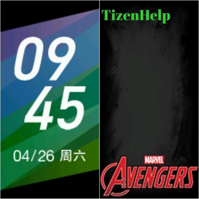 Xiaomi Mi Band 5 Avengers