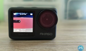 Akaso 7 Brave Le Action Cam Front Display