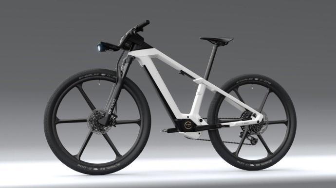 Bosch E Bike Konzept