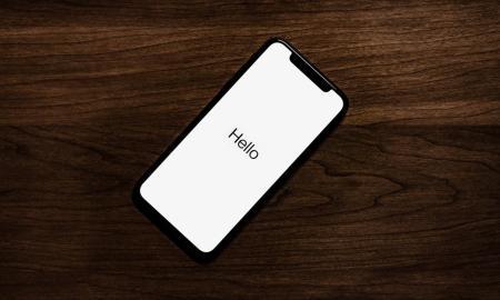 Iphone Hello Apple