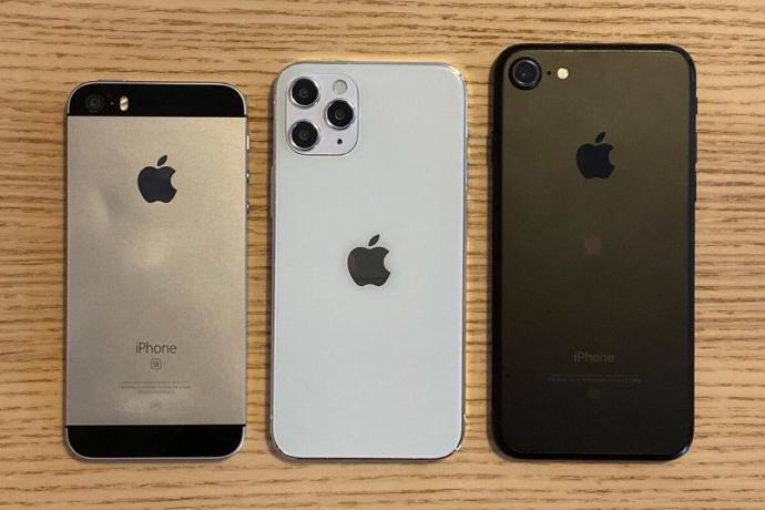 Iphone Se 12 7 Vergleich
