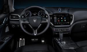 Maserati Ghibli Innen