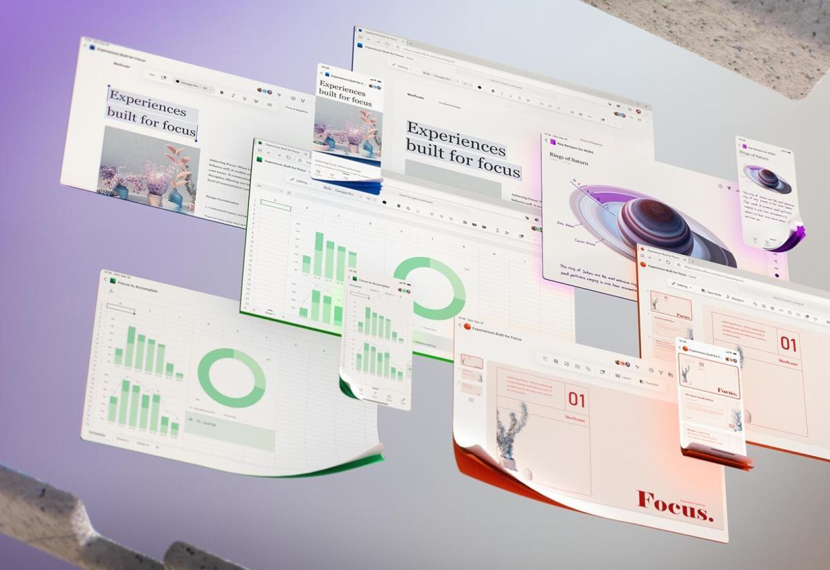 Microsoft Office Zukunft Teaser