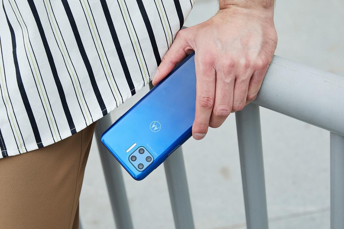 Motorola Moto G 5g Plus Header