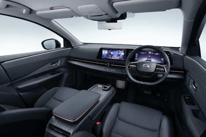 Nissan Ariya Innen