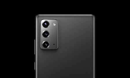 Samsung Galaxy Note 20 Kamera Leak