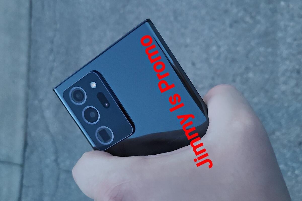Samsung Galaxy Note 20 Leak1