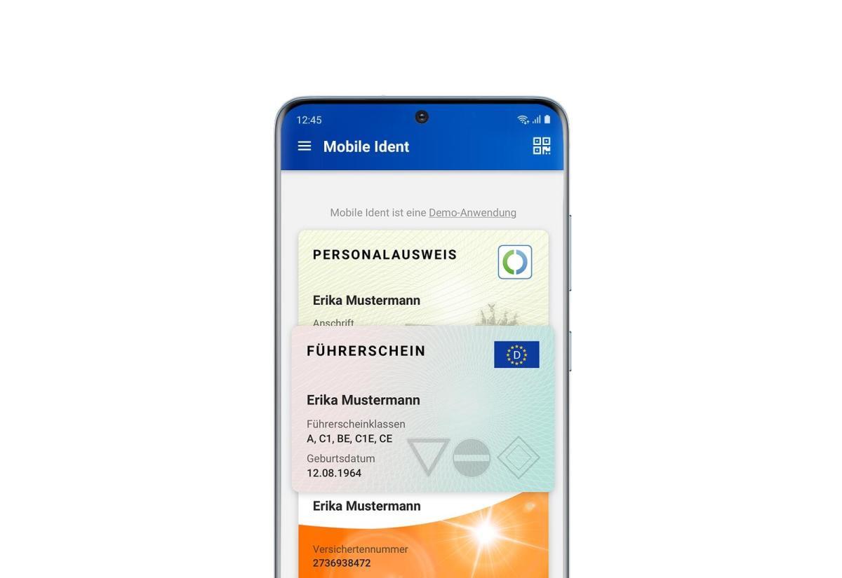 Smart-eID: Online-Ausweis kommt im Winter auf Samsung-Smartphone