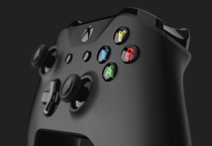 Xbox Controller Header