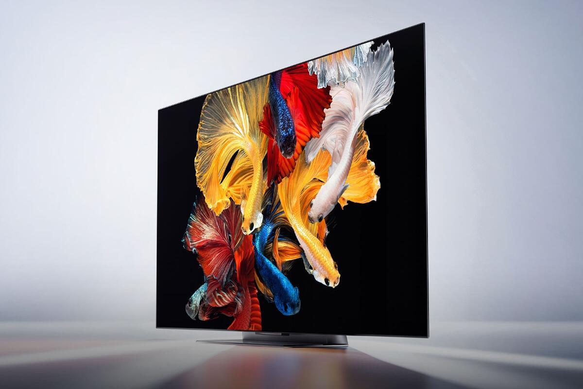Xiaomi Mi Oled Tv Header