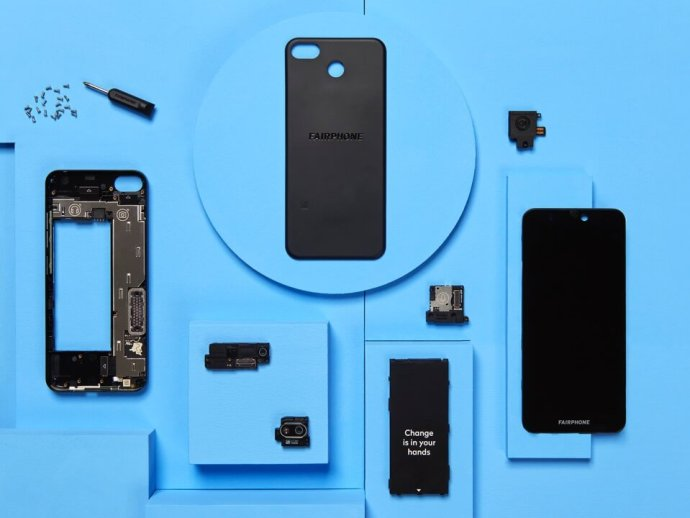 Fairphone 3plus 2