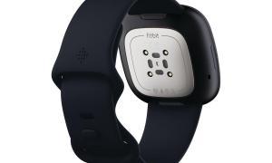 Fitbit Sense Back