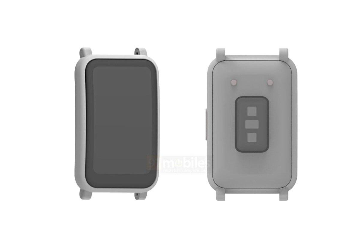 Huawei Smartwatch Patent 2020