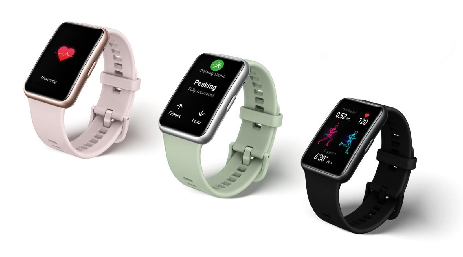 Huawei Watch Fit Bild