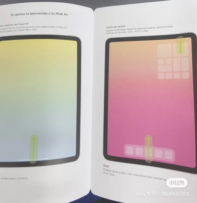 Ipad Air 4 Manual