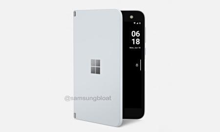 Microsoft Surface Duo Leak