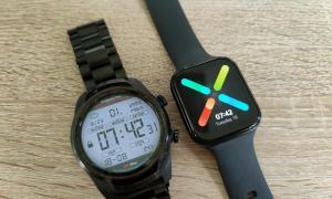 Oppo Watch 41mm Und Ticwatch Pro 4g Lte