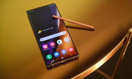 Samsung Galaxy Note 20 Ultra Header