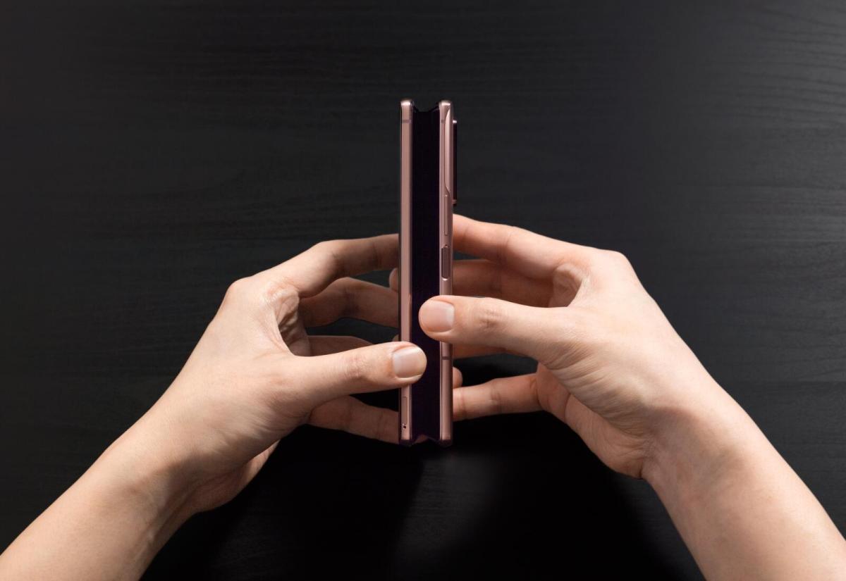 Samsung Galaxy Z Fold2 5g Presse