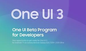 Samsung One Ui 3 Pre Beta