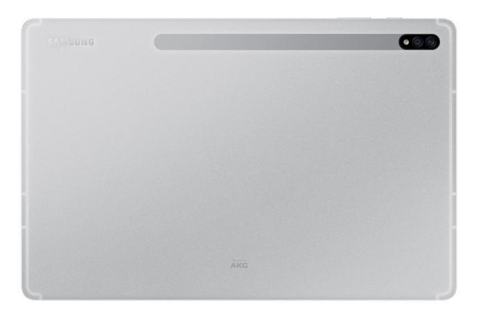 Samsung Galaxy Tab S7 Plus Mystic Silver