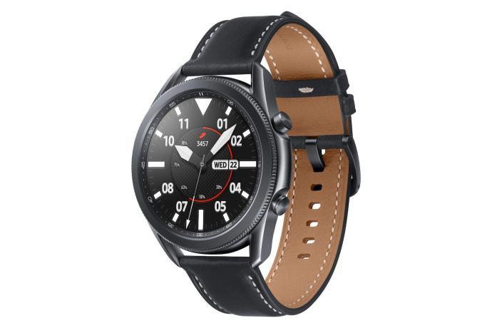 Samsung Galaxy Watch3 Mystic Black