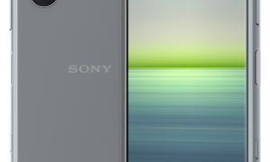Sony Xperia 5 Ii Grau