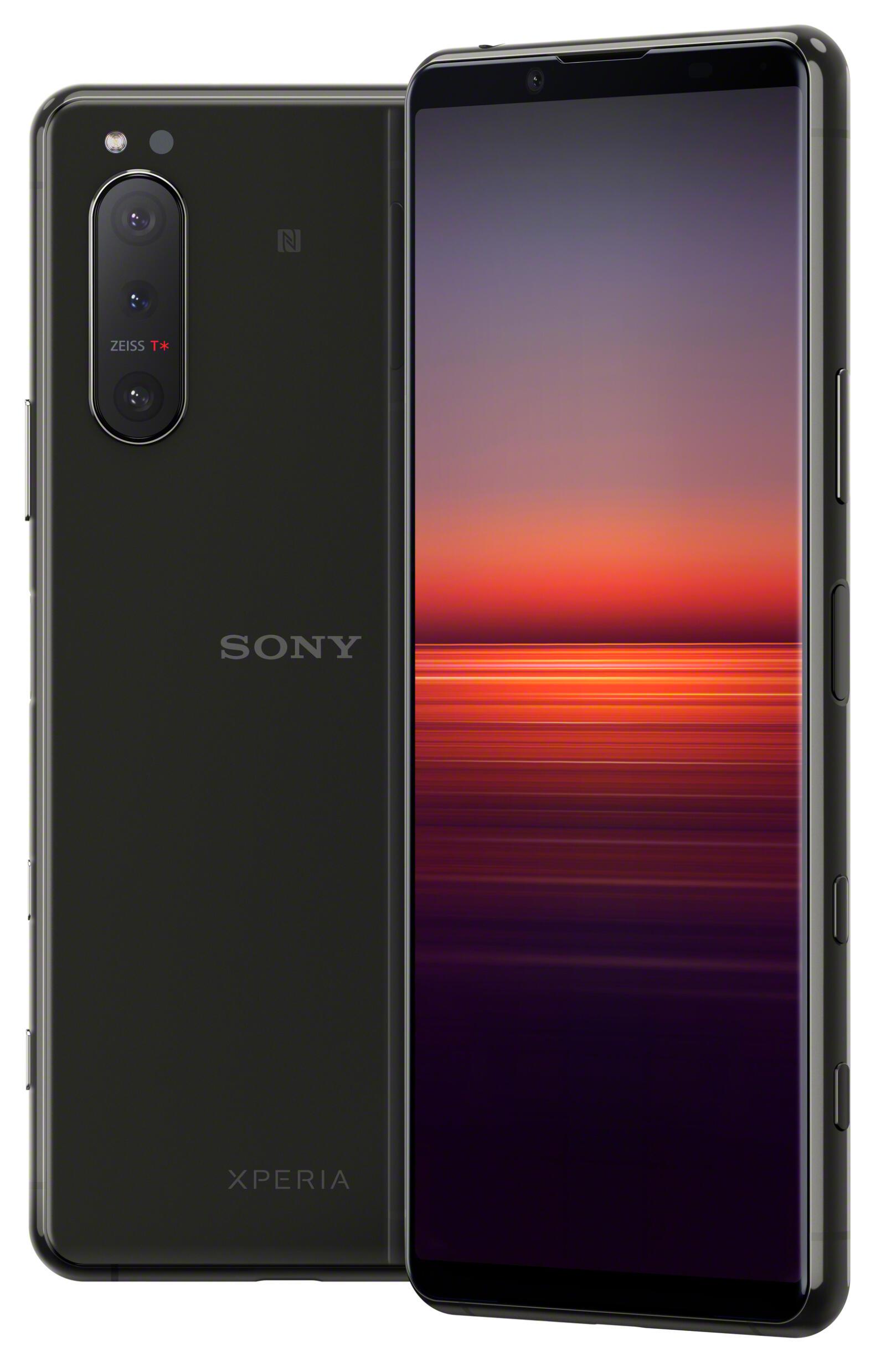 Sony Xperia 5 Ii Schwarz