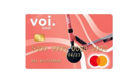 Voi Mastercard Gold 1