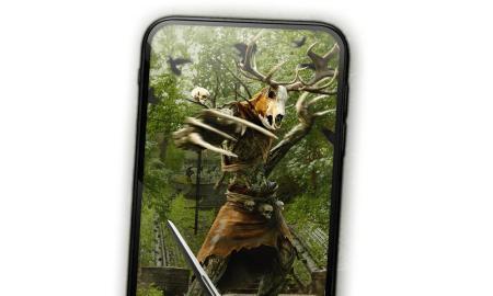 Witcher Ar Spiel