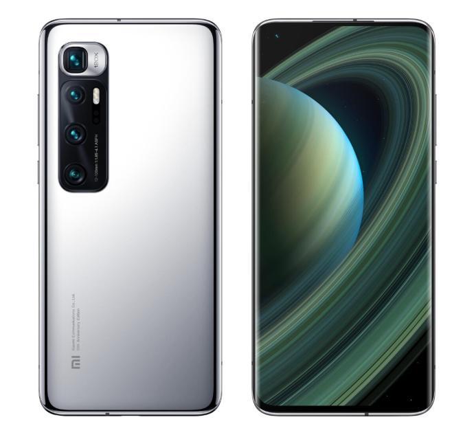 Xiaomi Mi 10 Ultra Silber