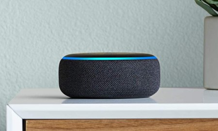 Amazon Echo Dot 3 Schwarz