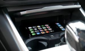 Apple Carkey Bmw Digital Key Iphone Qi