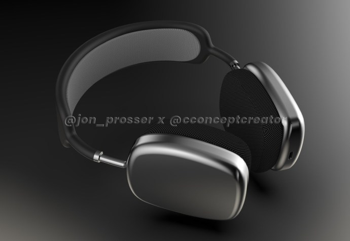 Apple Headphones Render Header
