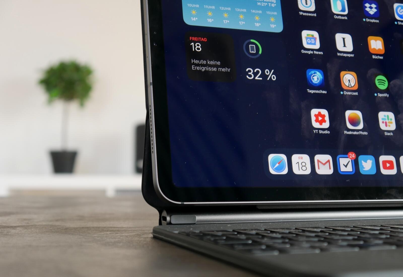 Apple Ipad Pro 2020 Magic Keyboard Ipados