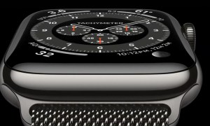 Apple Watch Series 6 Grau