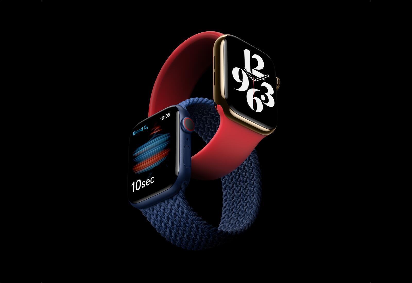Apple Watch Series 6 Neu Header