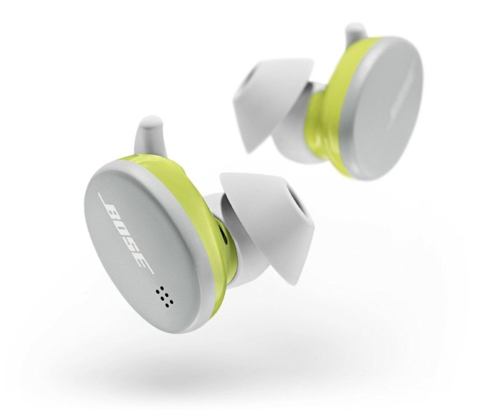 Bose Sport Earbuds Gelb