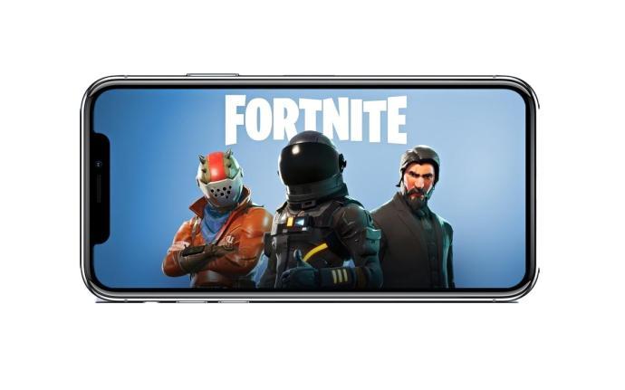 Fortnite Iphone Header