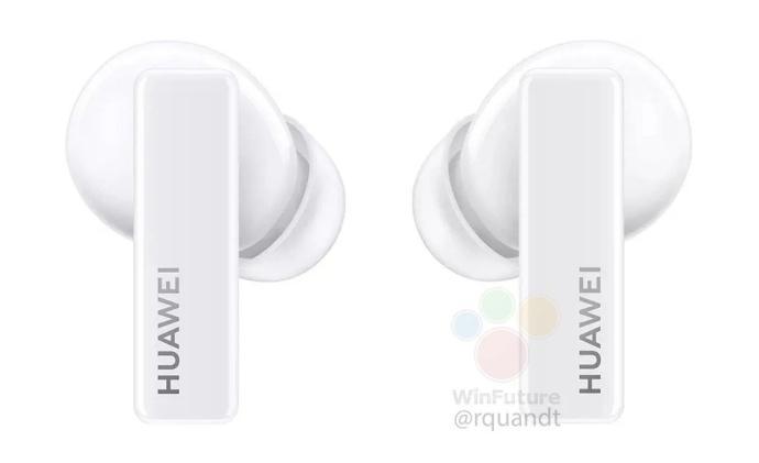 Huawei Freebuds Pro Weiss