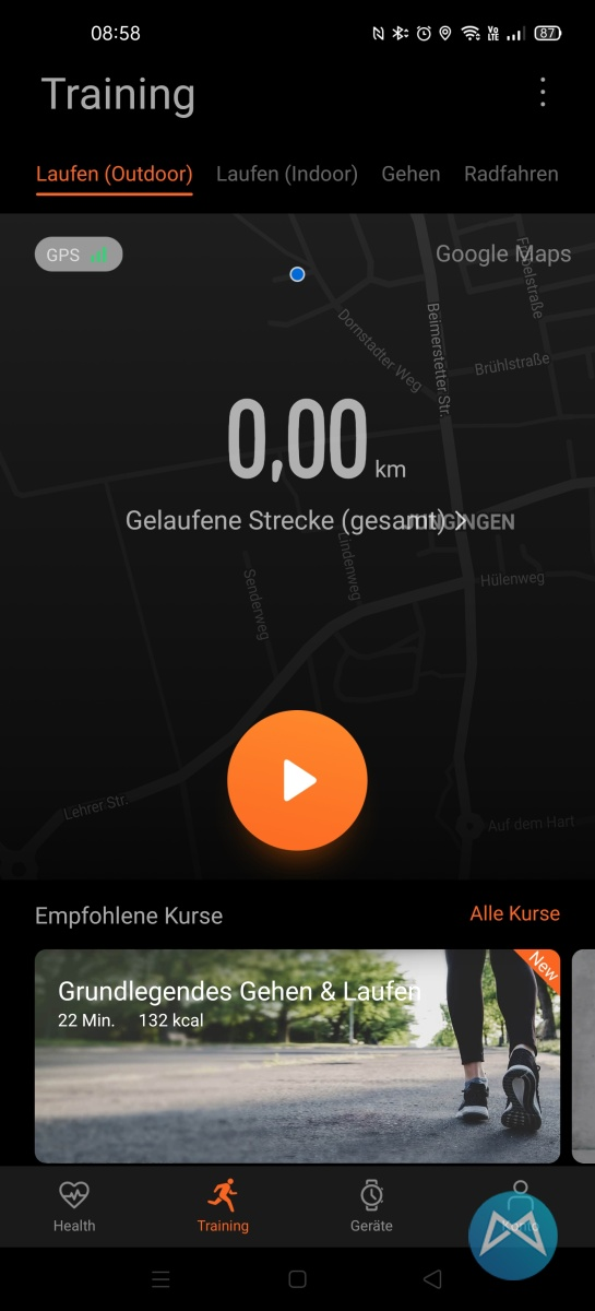 Huawei Watch Gt 2 Pro Health App Training