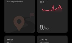 Huawei Watch Gt 2 Pro Health App