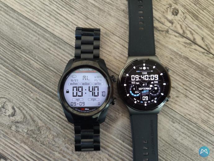 Huawei Watch Gt 2 Pro Vergleich Mit Mobvoi Ticwatch Pro 4g Lte