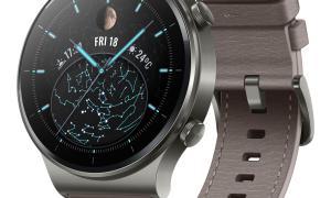 Huawei Watch Gt 2 Pro Classic Edition