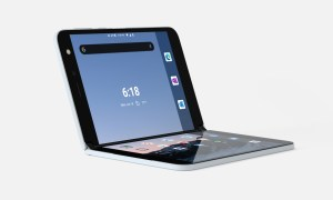 Microsoft Surface Duo Open Header