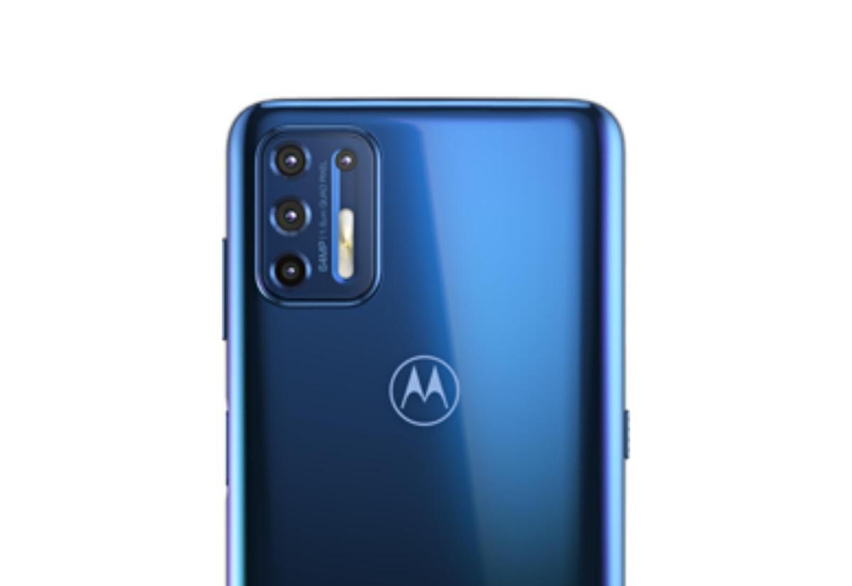 Moto G9 Plus Leak