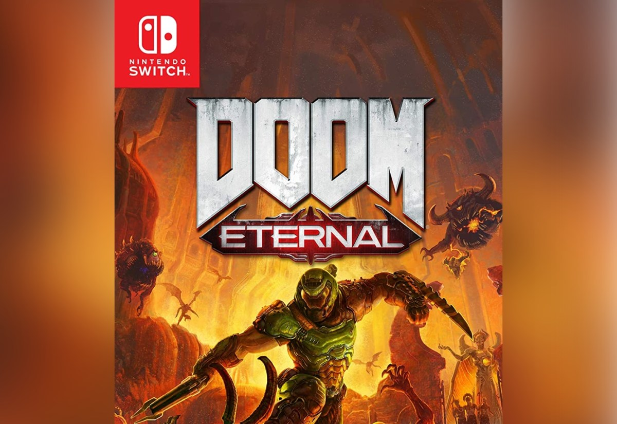 Nintendo Switch Doom Eternal
